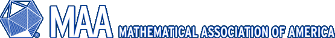 to MAA (Mathematical Association of America) main web site